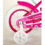 Volare - Lovely 12 Tum - Rosa/Vit