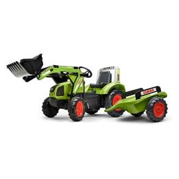 Traktor - Claas Arion 430 Green - Med Skopa