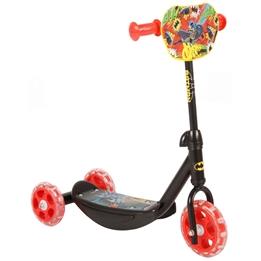 Batman - Scooter 3 Hjul - Svart