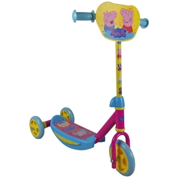 Peppa Pig - Scooter 3 Hjul