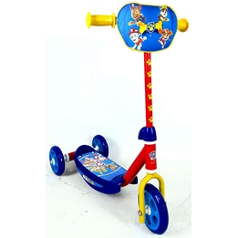 Paw Patrol - Scooter 3 Hjul