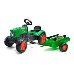 Traktor - Supercharger Grön
