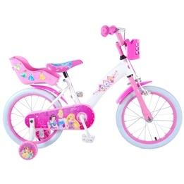 """Volare - Barncykel - Princess 16"""" - Rosa"""