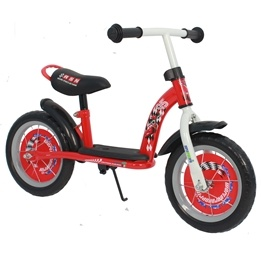 Disney Cars - Balance Bike 12""