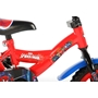 Spiderman - 10 Inch Bicycle With Push Bar