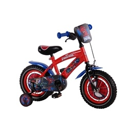 Spiderman - Barncykel - 12 Inch Bicycle