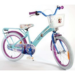 "Disney Frozen - 18"" Girls Bicycle"