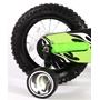 "Volare - Motor Bike 12""  - Satin Green"