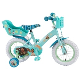 "Disney - Vaiana 12"" Girls Bicycle"