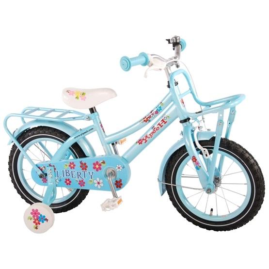 Yipeeh - Liberty Urban Blue 14 Inch Girls Bicycle