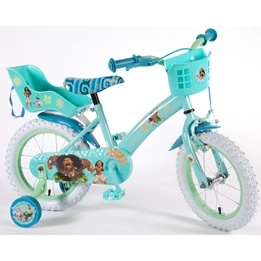 "Disney Vaiana - 14"" Girls Bicycle"