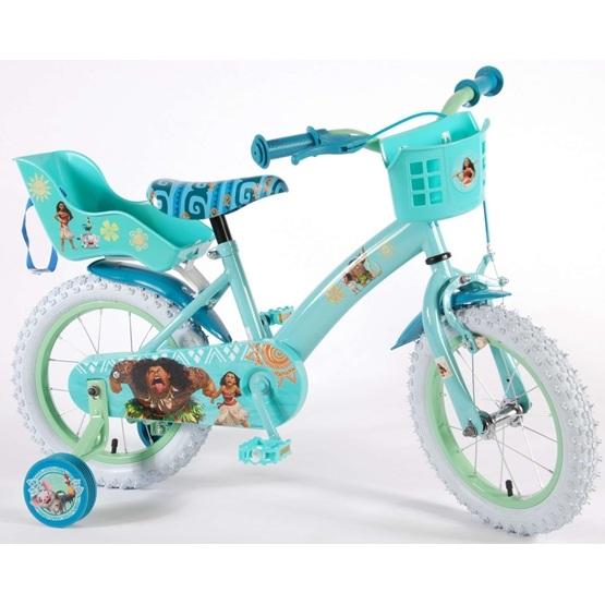 "Disney Vaiana - 14"" Girls Bicycle"