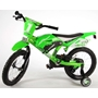 "Volare - Motor Bike 16""  - Satin Green"