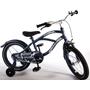 "Volare - Blue Cruiser 16"" Boys Bicycle - 95% Monterad"
