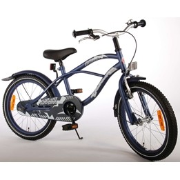 "Volare - Blue Cruiser 18"" Boys Bicycle"