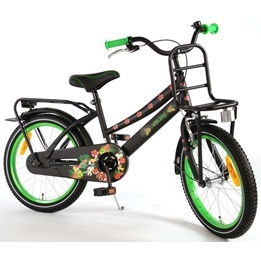 """Volare - Tropical Girls 18"""" Girls Bicycle"""