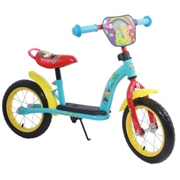 Teletubbies - Balance Bike 12""