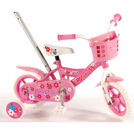"Yipeeh - Flowerie 10"" Girls Bicycle"