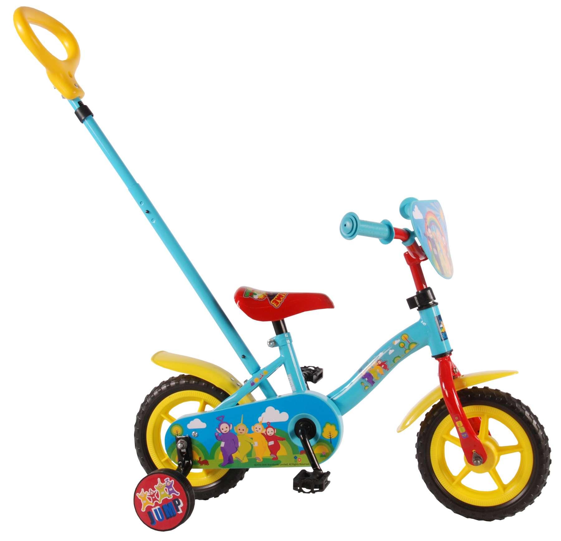 Teletubbies 10 Quot Kids Bicycle Volare Litenleker Se