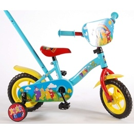 """Teletubbies - 10"""" Kids Bicycle"""