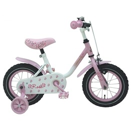 "Volare - Rose 12"" Girls Bicycle"