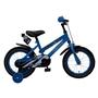 "Yipeeh - Super Blue 14"" Boys Bicycle - 95% Monterad"