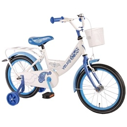 "Volare - Paisley 16"" Girls Bicycle"