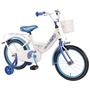 "Volare - Paisley 16"" Girls Bicycle - 95% Monterad"