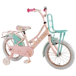 "Little Diva 16"" Girls Bicycle"