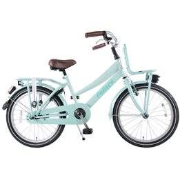 Volare - Excellent - 20 Inch Girls Bicycle - Blå
