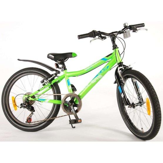 Barncykel Volare Blade 20 tum 6-växlad (Grön)