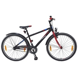 "Volare - Blade 24"" Boys Bicycle Black"