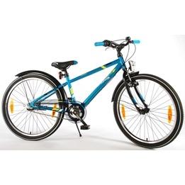 "Volare - Blade 24"" Nexus 3 Boys Bicycle Blue"