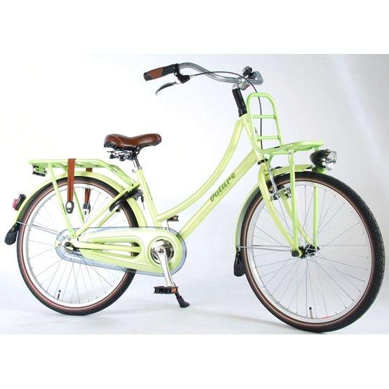 Volare - Excellent - 24 Inch Girls Bicycle - Grön