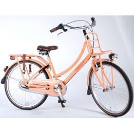 Volare - Excellent Nexus 3 - 24 Inch Girls Bicycle - Peach