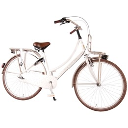 "Little Diva - Dutch Oma 26"" Girls Bicycle - Shimano Nexus 3"