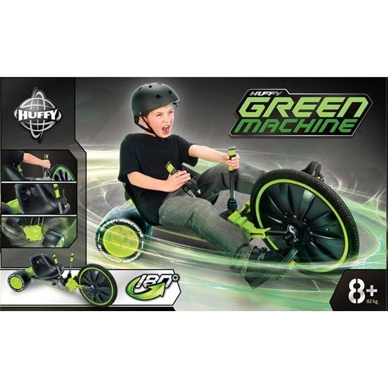 Volare - Green Machine