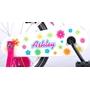"""Yipeeh - Ashley 16"""" - Stödhjul Med Dubbla Handbromsar"""