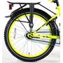 Barncykel Volare Thombike City 20 tum - Pakethållare (Neongul)