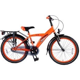 Barncykel Volare Thombike City 20 tum Nexus 3-växlad - Pakethållare (Orange)