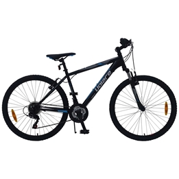 "Volare - Viper MTB 26"" Tourney TZ 18 Speed - Black"