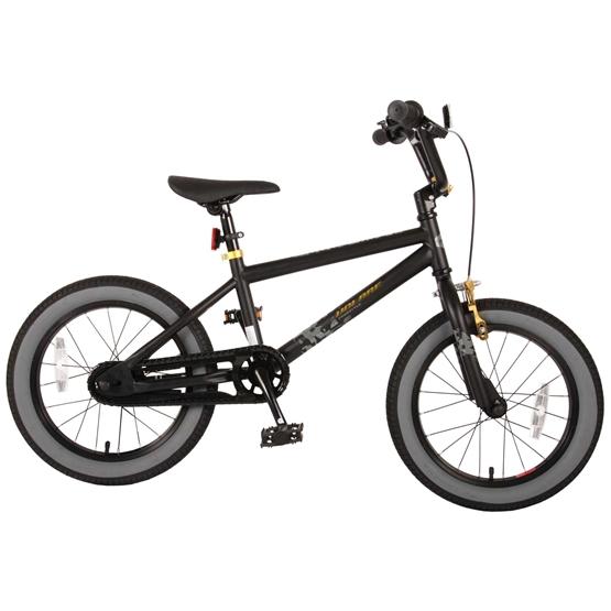 Volare - Cool Rider 16 Tum - Svart - Fotbroms