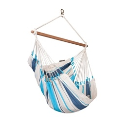 La Siesta - Hängstol - Basic - Caribeña Aqua Blue