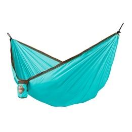 La Siesta - Hängmatta - Singel - Resehängmatta - Colibri Turquoise