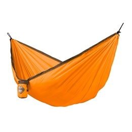 La Siesta - Hängmatta - Singel - Resehängmatta - Colibri Orange