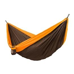 La Siesta - Hängmatta - Dubbel - Resehängmatta - Colibri Orange