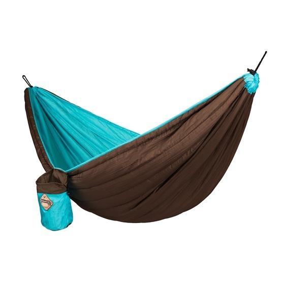 La Siesta - Hängmatta - Padded - Resehängmatta - Colibri Turquoise