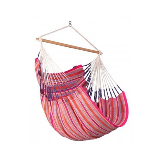 La Siesta - Hängstol - Comfort -  Habana Flamingo
