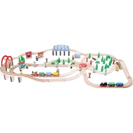 Legler - Tågbana - Commuter Traffic Train Set