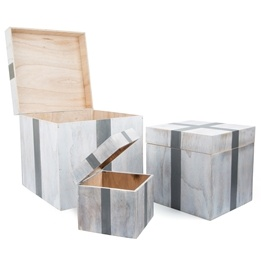 Legler - Lådor - Gift Wooden Chest